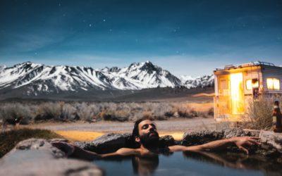 Hotspring relax